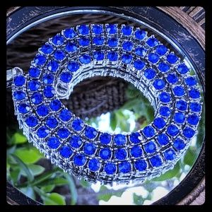 """Other - Hip Hop 20"""" Iced Out 5mm Tennis Chain"""